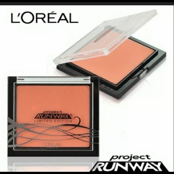 Loreal Project Runway Limited Blendable Blush 226